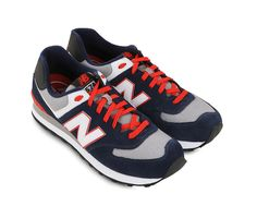 Classic New Balance Shoes by New Balance. A good shoes will lead you to good places. New Balance Classic Mens Ml574Cpm-D, running shoes classic design with bold contrast color. Encap technology gives extra comfort when walking. http://www.zocko.com/z/JJcnY
