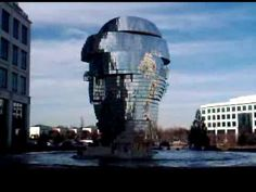 David Cerný Metamorphisis Sculpture in Charlotte, NC, USA. - YouTube