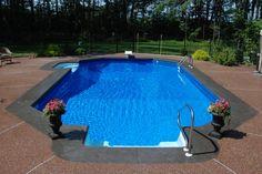 inground pool ideas | Inground Pools Photos