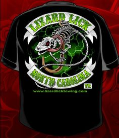 Lizzard lick towing company