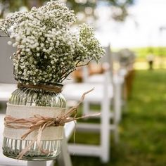 DIY Wedding Decorations + Accents