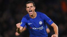 Defender Cesar Azpilicueta has become Chelsea's new assist king