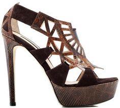 21cf1779cb1 Chrissie Morris Saffi Lizard Heel - ShopStyle Platforms