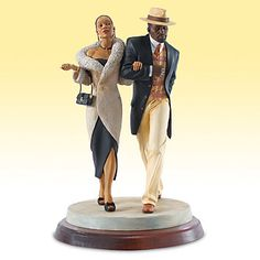 Steppin' Out Sculpture by Thomas Blackshear