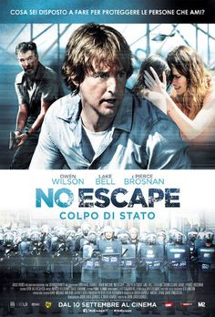 No Escape – Colpo di Stato [HD] (2015) | CB01.EU | FILM GRATIS HD STREAMING E DOWNLOAD ALTA DEFINIZIONE