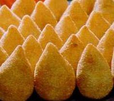 Coxinhas de Frango - http://www.receitasja.com/coxinhas-de-frango/