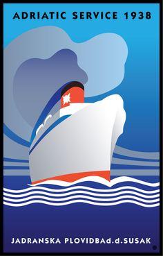 Jadranska plovidba Susak 1938