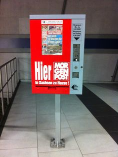 Automaten-Kultur: MoPo-Automat