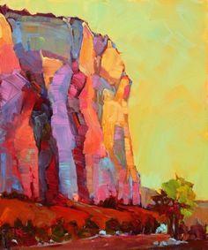 Box Canyon, 7 A.M.  Diane Pike