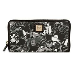 Disney Mickey Mouse Comics Wallet by Dooney & Bourke | Disney Store !