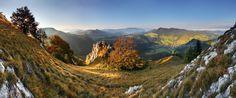 La foto del giorno – Monti Strazov e Sulov – 2 (Fatra-Tatra) | BUONGIORNO SLOVACCHIA