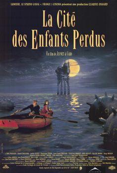 Jean Pierre Jeunet makes my inner girl smile forever