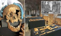 Skeletons give up the secrets of Black Death: Humans, not rats, spread the plague | Mail Online