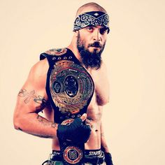 ROH World Champion Jay Briscoe.