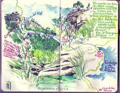 de vuelta con el cuaderno: Castil-Castillos 002
