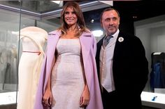 Melania Trump s Stylist Is Launching Dresses For the Most VIP in Fashion 8f71da6591b