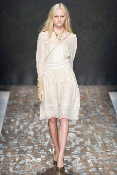 Blugirl Fall 2013 RTW Collection - Fashion on TheCut