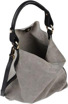 Coccinelle Handbag In Gray Grey
