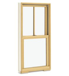 Ultimate Replacement Casement Simulated Double Hung