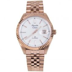 Alexandre Christie Classic Steel Quartz Two Tone Strap Male Watch Gents Watches, Rolex Watches, Watches For Men, London Friend, Dating In London, Apps For Teens, Look 2018, Best Dating Apps, Perfect Date