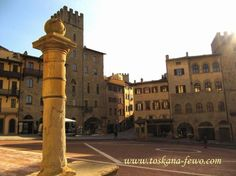 Good Friday from Piazza Grande in Arezzo