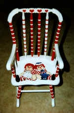 raggedy ann andy furniture