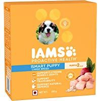 Iams Proactive Health Smart Puppy Large Breed Dogs 2 Years Dry