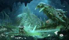 """""""Exploring the Lost River"""" Posters by UnknownWorlds Subnautica Creatures, Fantasy Creatures, Mythical Creatures, Subnautica Concept Art, Environment Concept Art, Landscape Concept, Fantasy Landscape, Dark Fantasy, Fantasy Art"""