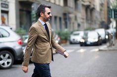 Streetsnaps: Milan Fashion Week 2013 Spring/Summer