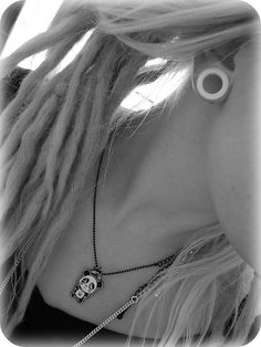 #dreads and tunnels