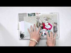 Stephanie Bryan's Project Life approach for 2015 - video tutorial