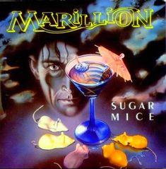 For Sale -Marillion Sugar Mice Rare Vinyl Records, Vintage Records, Sugar Mice, Rock Cover, Music Album Covers, Progressive Rock, Music Wallpaper, Heart And Mind, Pop Rocks