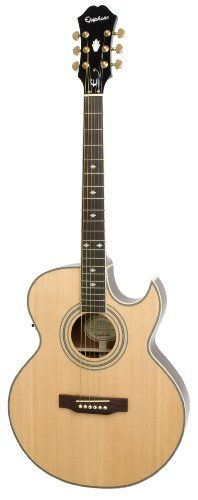 Epiphone PR-5E Acoustic-Electric Guitar, Shadow Preamp, Natural Reviews           $ 299.00 Acoustic-Electric Guitars Product Features Mahogany body Select Spruce top 25.5 scale Acoustic-Electric Guitars Product Description You have to try one to see why the timeless beauty and great acoustic/electric sound with the exclusive Epiphone multi-band preamp have withstood the test of time.  http://www.guitarhomes.com/epiphone-pr-5e-acoustic-electric-guitar-shadow-preamp-natural-r..