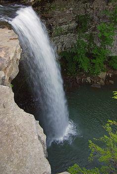 Ozone Falls, near Crossville, TN
