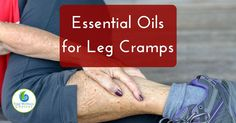 Tired of muscle cramps in the leg? Here are the best essential oils for leg cramps you can use to get some relief (massage oil blend recipe included)! Essential Oils For Cramps, Essential Oils For Massage, Essential Oil Case, Ginger Essential Oil, Organic Essential Oils, Essential Oil Blends, Cypress Essential Oil, Leg Cramps, Massage Oil