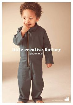 Little creative factory FW 2014 via Petits petits tresors