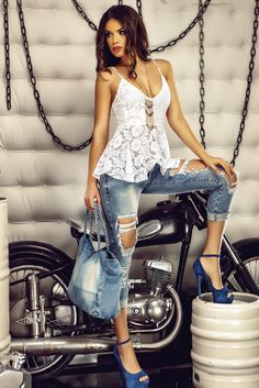 Tasty Love Blue Jeans, women`s jeans, front and back pockets, button and zipper fastening, small rupture of material, denim fabric, nonelastic fabric O Flash, Eagle Eye, Love Blue, Product Label, Denim Fabric, Dress For You, Daily Wear, Blue Jeans, Your Style