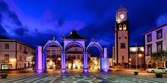 Roteiro para visitar Ponta Delgada   SAPO Viagens