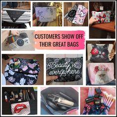 Fashion Handbags, Tote Handbags, Makeup To Buy, Ali Express, Backpack Purse, Cosmetic Bag, Cool Stuff, Stuff To Buy, Makeup Bags