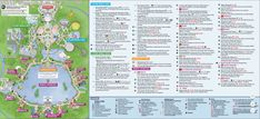 Wondering how to find your way around when you arrive for your day at Epcot in Walt Disney World? Well, look no further than the 2018 Epcot map. Disney World Epcot Map, Viaje A Disney World, Disney Map, Disney World Parks, Disney World Planning, Disney World Vacation, Disney Vacations, Disney Trips, Disney 2017