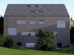 Faserzement-Dachplatte INTEGRAL CREA by SWISSPEARL Italia