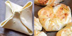 Gluténmentes túrós batyu elkészítése könnyen és olcsón. Camembert Cheese, Garlic, Dairy, Vegetables, Food, Homemade, Bakken, Essen, Eten