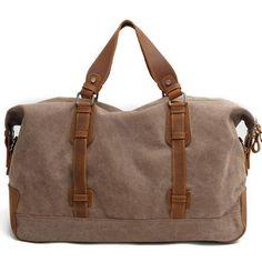 Popular Retro Canvas Messenger Small Travel Bag 82029
