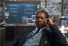 Seven 1995, Se7en, Morgan Freeman, Movies, Gems, Fictional Characters, Poster, Drawings, Novels