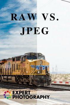 When Should You Be Shooting Raw? | Raw vs. JPEG