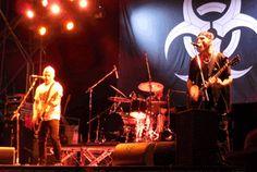 gotanerve-zine - hardcore-punk metal zine 100% diy: BIOHAZARD + WALLS OF JERICHO + NO OMEGA at Radio O...