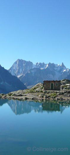 Lac Reserve des Aiguilles Rouges | Lac Blanc | Chamonix Mont-Blanc, France | © Collineige.com