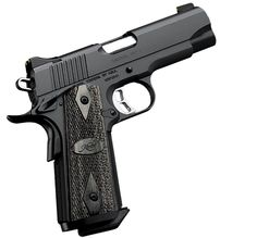 Kimber 1911 Tactical Pro II - A lightweight pistol loaded with no-nonsense features for duty and concealed carry.