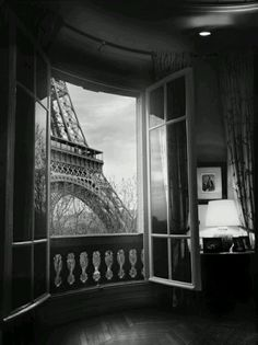 Window with a View - Paris