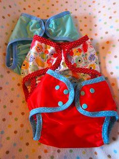 Cloth Diaper Covers